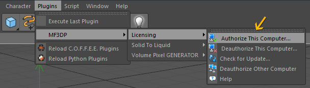 Volume Pixel GENERATOR Tools For Cinema 4D – Mustapha FERSAOUI
