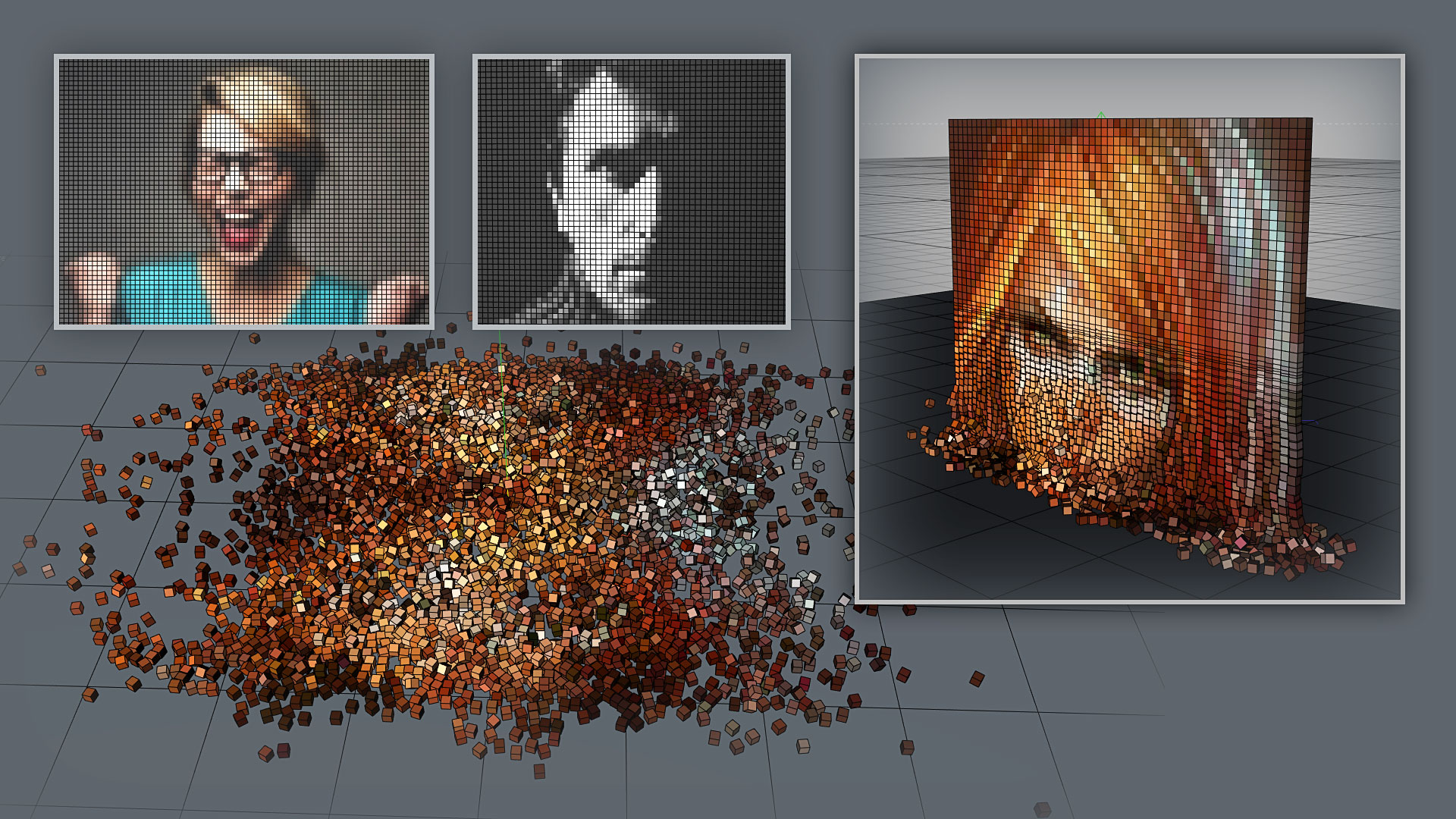 Mosaic_Effects_in_C4D_Vignette