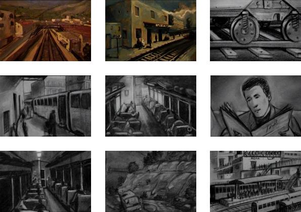 Film images